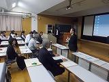 町田運営指導委委員長の挨拶