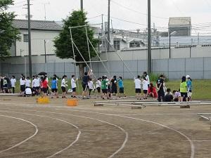 体育祭準備1