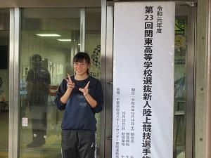 陸上・関東大会3