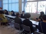 生徒による相談会