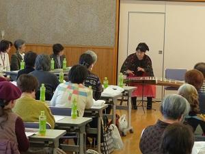竹ノ谷さんの演奏