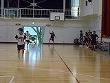 バスケット部の交流試合