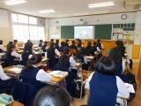 教室での様子