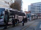 バスの配車