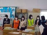 会議室に集まるクラス代表