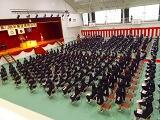 393名の卒業生